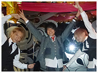 GRACE 橘竜馬代表バースデーイベント~☆橘監督、決意のシャンパンタワー!!いざ、V奪還へ☆~