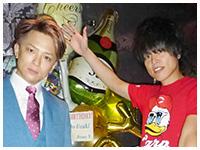 GRACE 宇崎獅童取締役BD~ついに、アイツが、、、GRACE初上陸!!インペリアル・コレクション・タワー~
