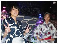 GRACE 七夕イベント~初の2タワー同時!!織姫と彦星もビックリ!?~