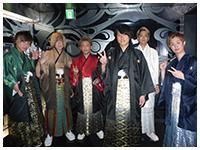 GRACE 2018年新春イベント~今年もGRACEを宜しくお願いします!!~