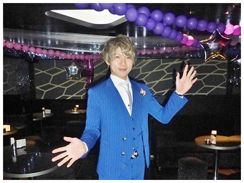 GRACE 愛斗BDイベント~成人&初BD!愛斗記念日♪~