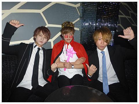 GRACE 瑠楓バースデーイベント~星の王子☆GRACEで舞う~