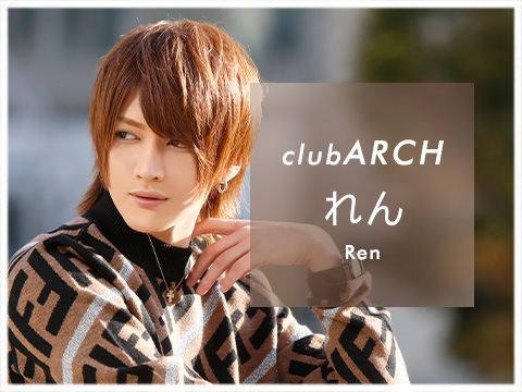 【グラビア】club ARCH れん