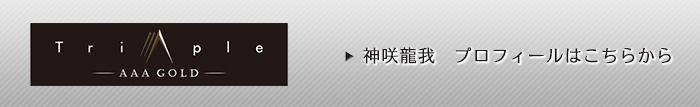 AAA-GOLD-神咲龍我プロフィール