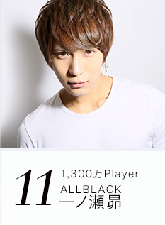1,100万Player AIRCOLORS 麗乃