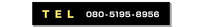 TEL 080-5195-8956