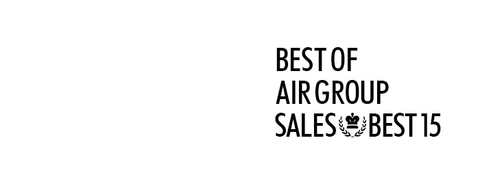 BEST OF AIRGROUP2017 SALESBEST15
