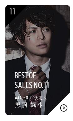 BEST OF SALES No.11 AAA GOLD 支配人 黒羽 颯斗はこちら