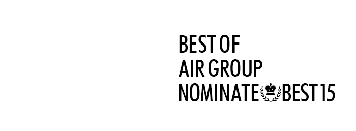 BEST OF AIRGROUP2017 NOMINATEBEST15
