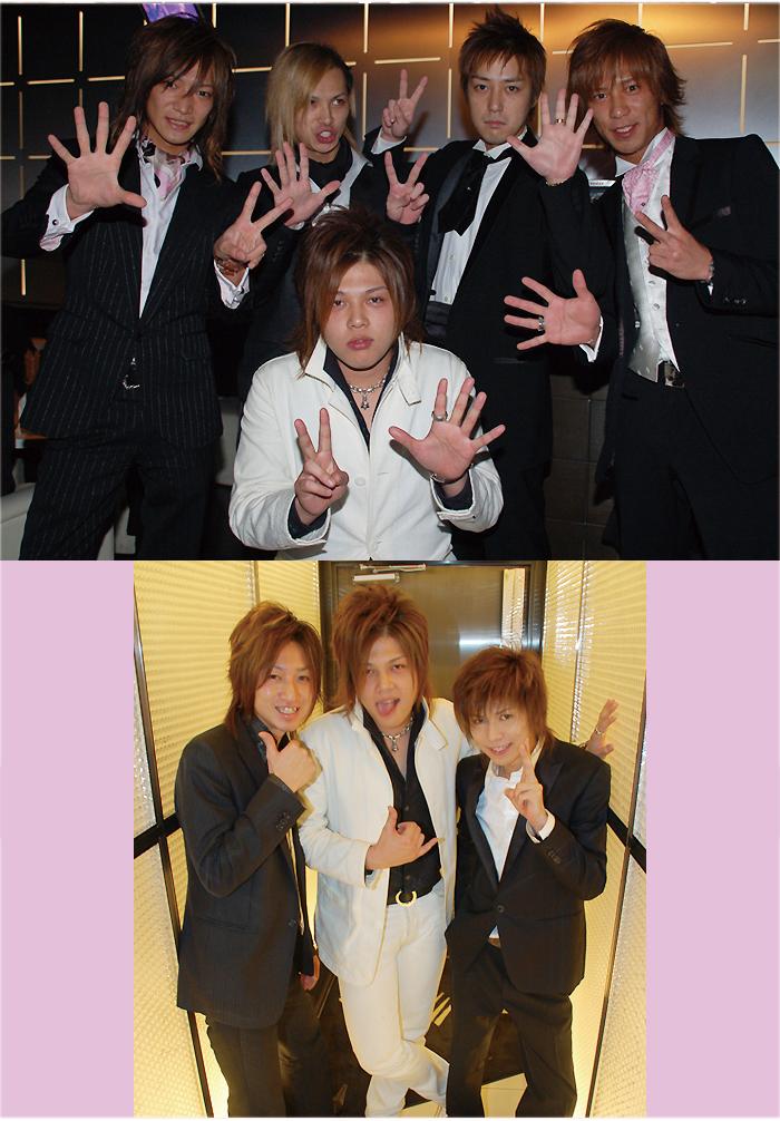 歌舞伎町のメンズクラブAI$(アイドル)で総二郎のバースデーが行われました!