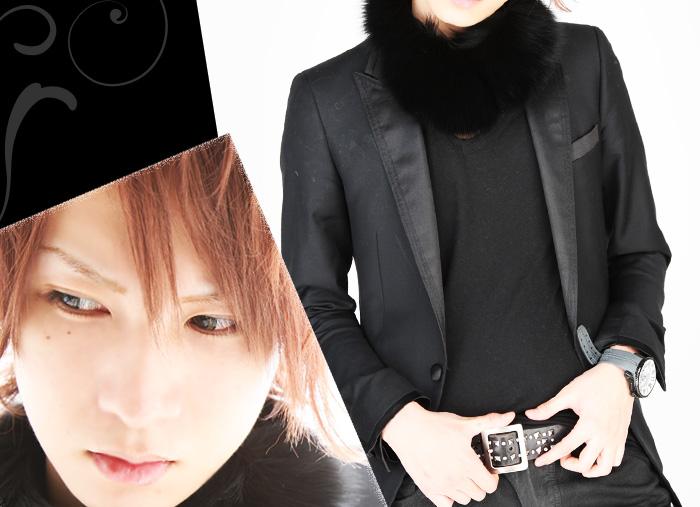 歌舞伎町のホストクラブ、AIR-GROUPALLの芹沢 那智副主任グラビア