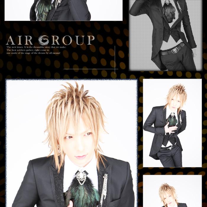 歌舞伎町のホストクラブ、AIR-GROUP ALLのホスト、桐生 レイラ支配人グラビア!!