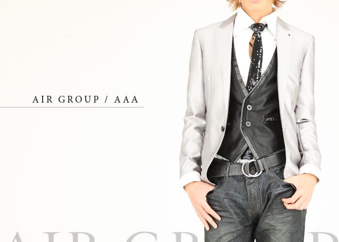 歌舞伎町のホストクラブ、AIR-GROUPのAAAの神風 永遠グラビア