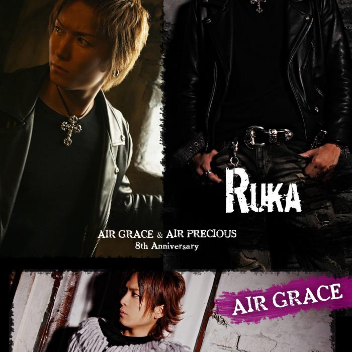 歌舞伎町のホストクラブ、AIR-GROUP AIR GRACE&PRECIOUS 8周年グラビア!!