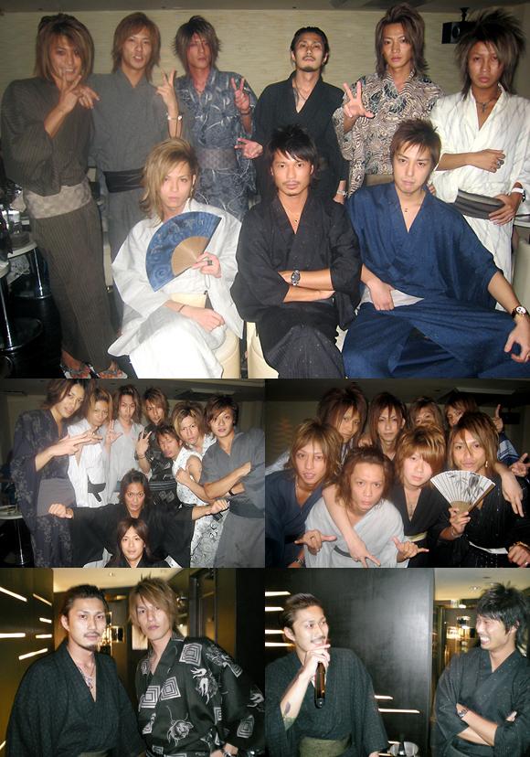 歌舞伎町のホストクラブ、AIRで浴衣&出し物祭りが行われました!