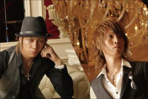 歌舞伎町のホストクラブエアーグループからデビューしたA・G・E「KABKI」の神谷ナスカ&美神大河スペシャルグラビアです。