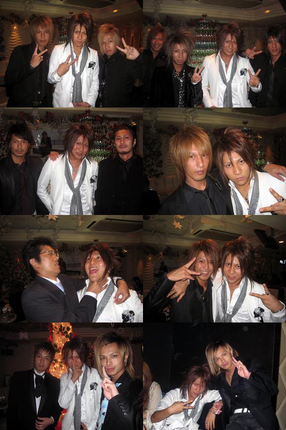 歌舞伎町のホストクラブ、AIRの天馬のバースデーが行われました。シャンパンタワーにテクパラに盛りだくさんのイベントでした!