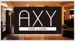 『HAIR&MAKE AXY』