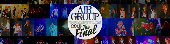 AIR GROUP COLLECTION バナー画像